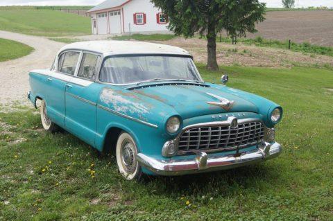 1955 Hudson Super Wasp zu verkaufen