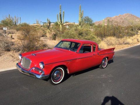 1959 Studebaker Silver Hawk zu verkaufen
