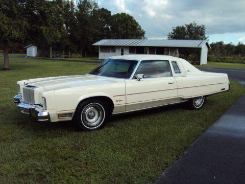 1978 Chrysler New Yorker zu verkaufen