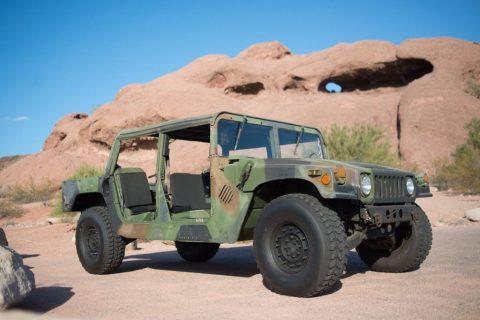 1989 Hummer H1 zu verkaufen