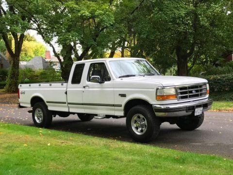1996 Ford F-250 zu verkaufen