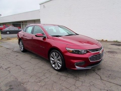 2018 Chevrolet Malibu zu verkaufen