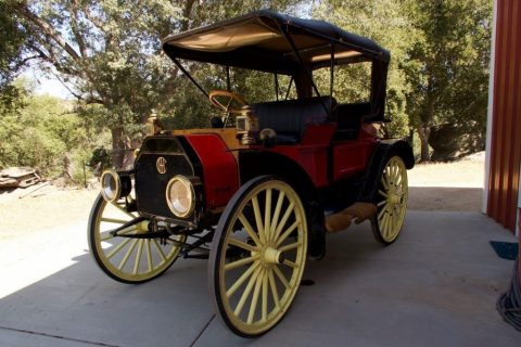 1912 International Harvester zu verkaufen