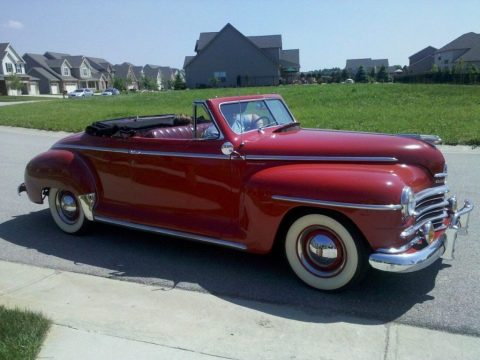 1947 Plymouth Special Deluxe Convertible zu verkaufen