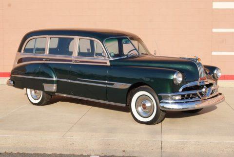 1952 Pontiac Chieftain Deluxe zu verkaufen