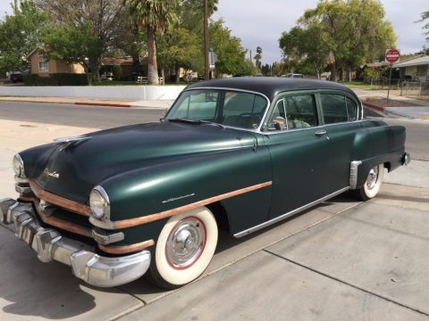 1953 Chrysler Windsor zu verkaufen