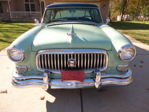 1953 Nash Ambassador zu verkaufen