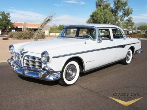 1955 Imperial Four-Door Sedan zu verkaufen