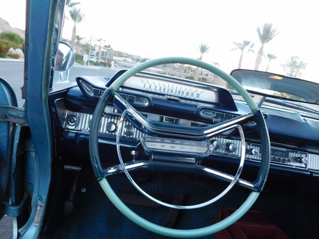 1961 DeSoto Hardtop Sedan