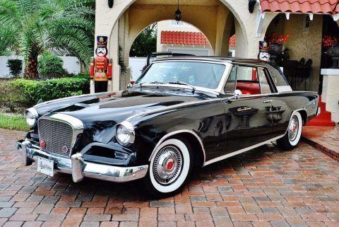 1962 Studebaker Gran Turismo zu verkaufen