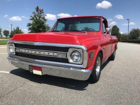 1969 Chevrolet C-10 zu verkaufen