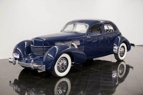1937 Cord 812 zu verkaufen