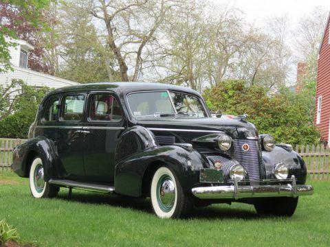 1939 Cadillac Fleetwood zu verkaufen