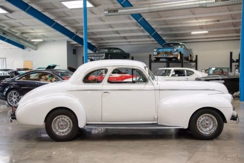 1940 Oldsmobile 5 Window Business Coupe zu verkaufen