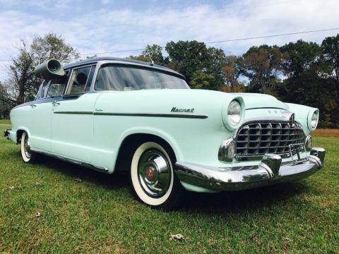 1955 Hudson Hornet zu verkaufen