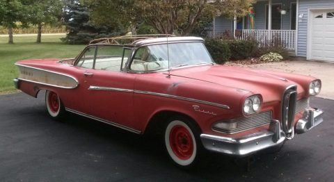 1958 Edsel Pacer Convertible zu verkaufen