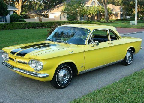 1962 Chevrolet Corvair zu verkaufen