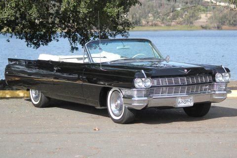 1964 Cadillac DeVille Convertible zu verkaufen