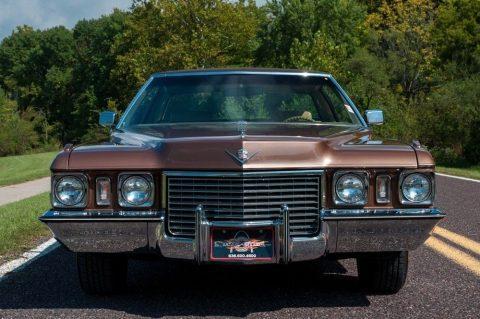 1972 Cadillac Sedan DeVille zu verkaufen