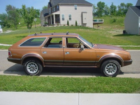 1985 AMC Eagle zu verkaufen