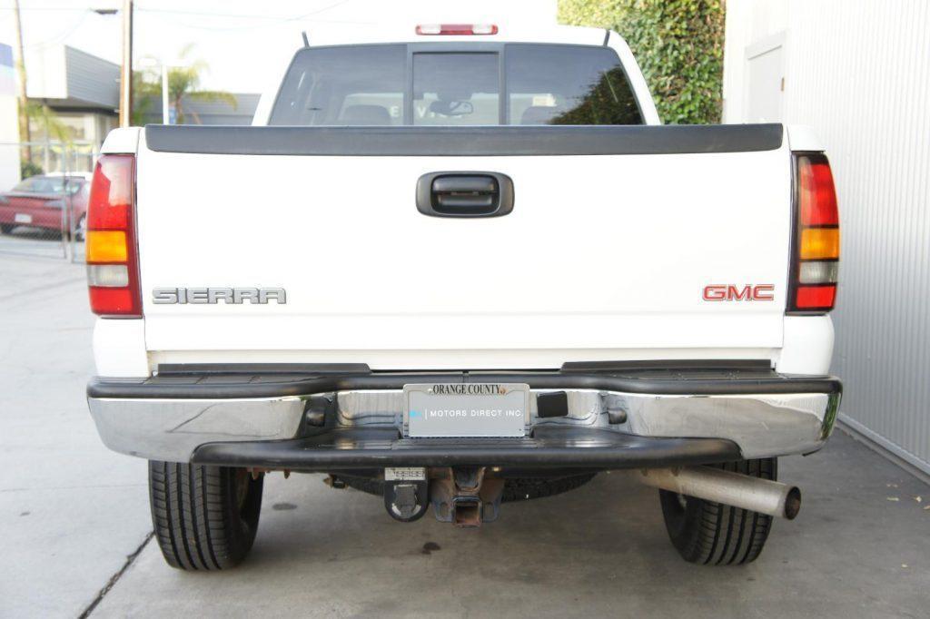 2006 GMC Sierra 2500