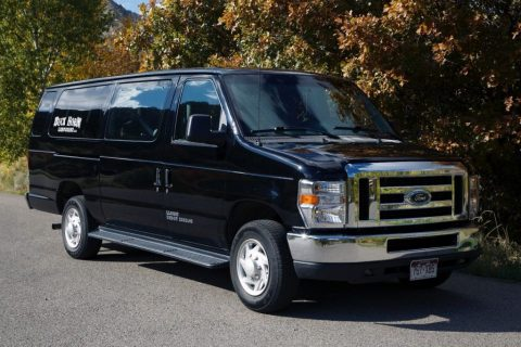 2014 Ford E-350 zu verkaufen