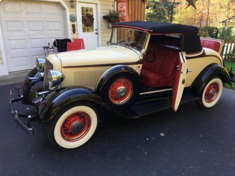 1933 Plymouth PD zu verkaufen