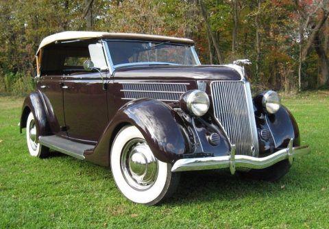 1936 Ford Phaeton zu verkaufen