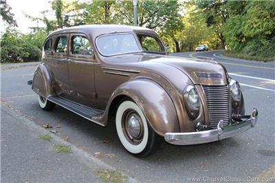 1937 Chrysler Airflow zu verkaufen
