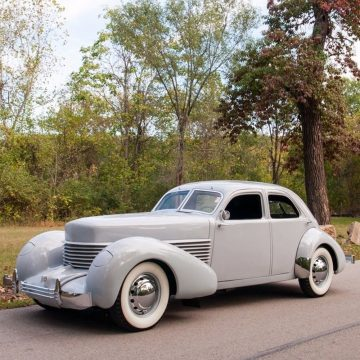 1937 Cord 810 zu verkaufen