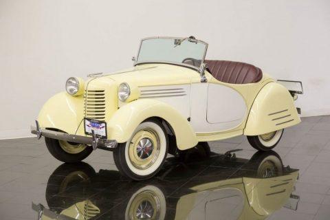 1938 American Bantam Deluxe Roadster zu verkaufen