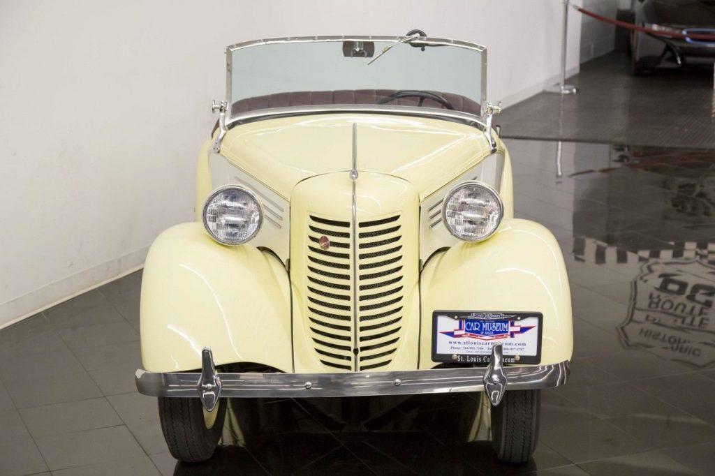 1938 American Bantam Deluxe Roadster