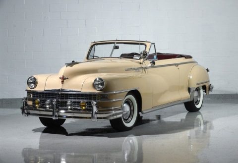 1948 Chrysler Windsor zu verkaufen