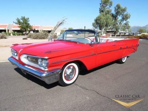 1959 Pontiac Boneville Convertible zu verkaufen