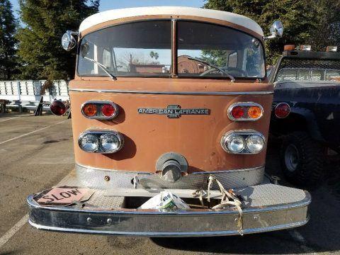 1967 American LaFrance Fire Truck zu verkaufen