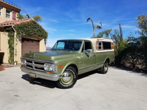 1969 GMC Sierra 2500 zu verkaufen