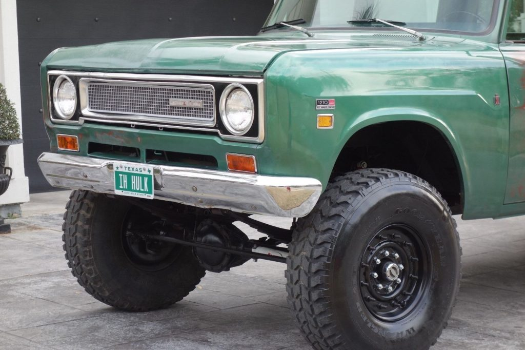 1971 International Harvester Travelette