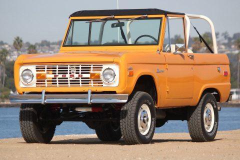 1973 Ford Bronco zu verkaufen