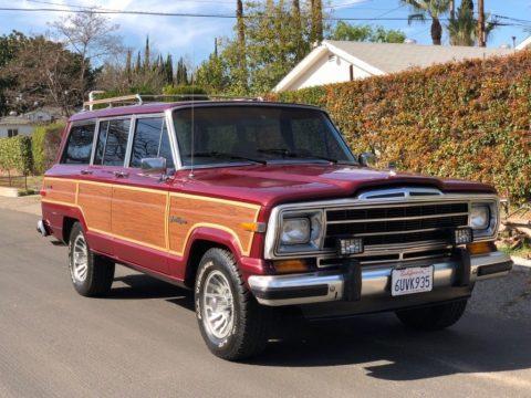 1988 Jeep Wagoneer zu verkaufen