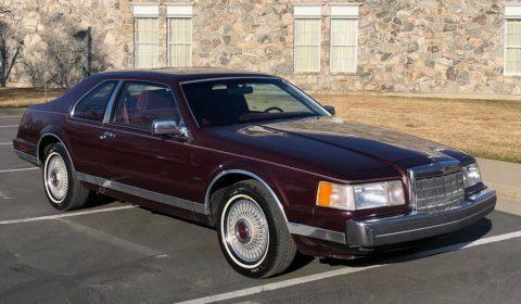 1989 Lincoln Mark VII zu verkaufen