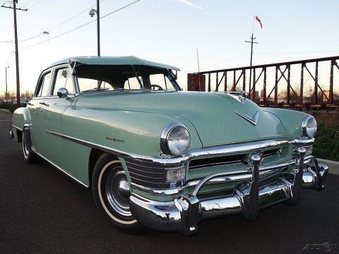 1951 Chrysler New Yorker zu verkaufen