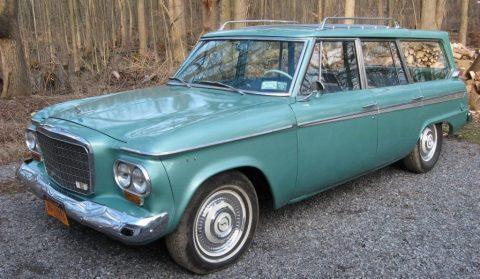 1963 Studebaker Wagonaire zu verkaufen