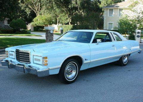 1977 Ford LTD zu verkaufen