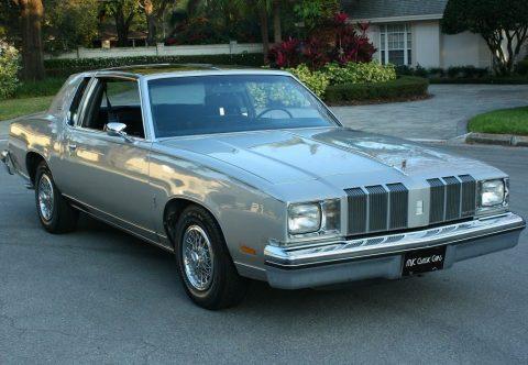 1978 Oldsmobile Cutlass Supreme zu verkaufen