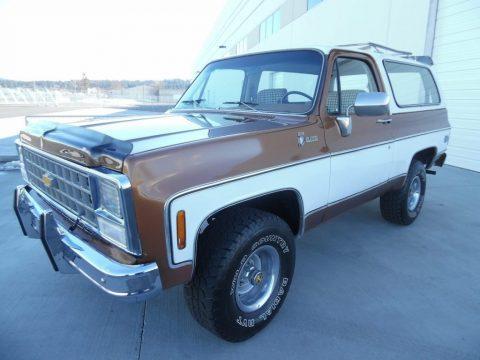 1980 Chevrolet Blazer zu verkaufen