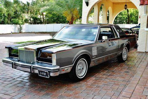 1983 Lincoln Continental Mark VI zu verkaufen