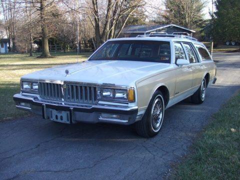 1989 Pontiac Safari zu verkaufen