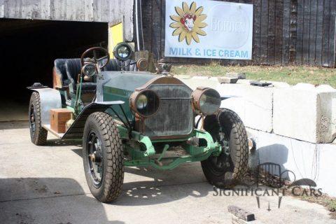 1914 American LaFrance Speedster zu verkaufen