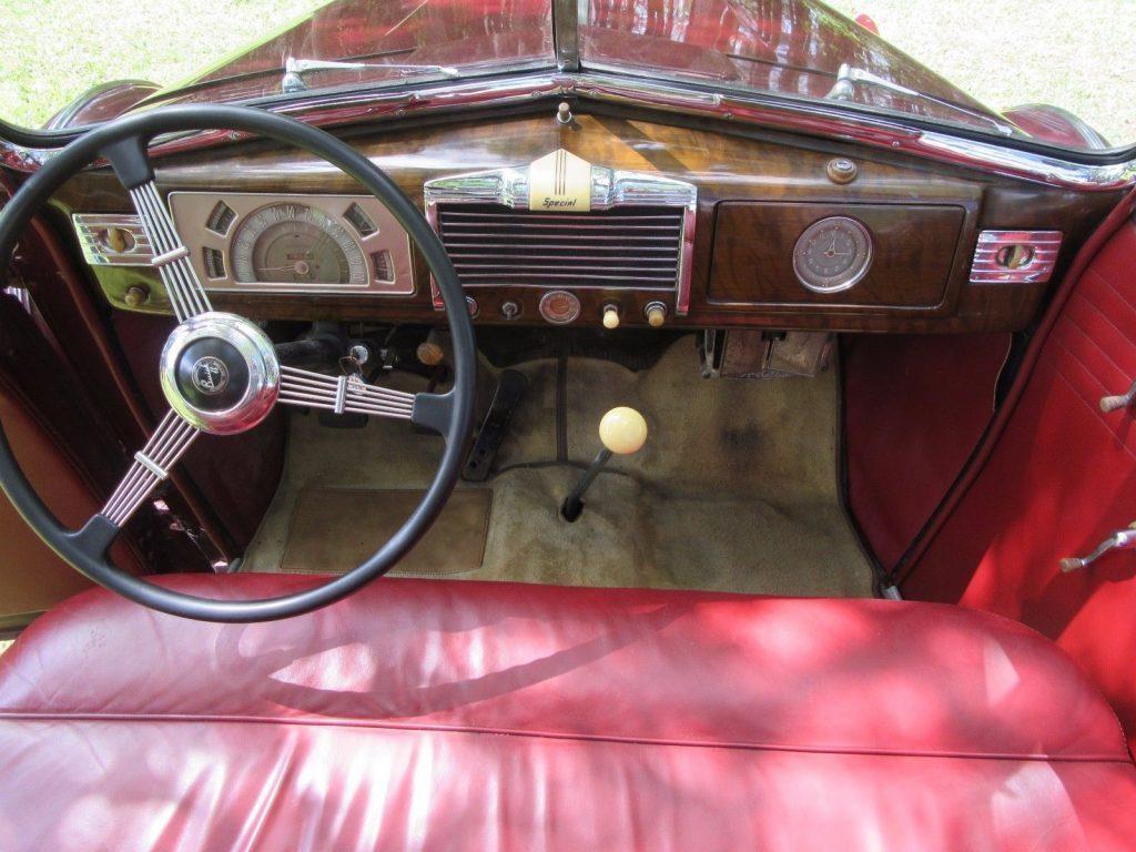 1938 Buick 40C