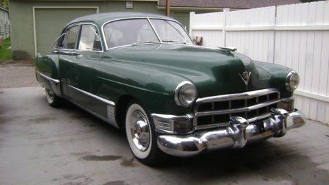 1949 Cadillac Series 62 Sedan zu verkaufen